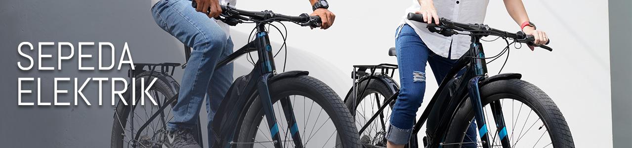 Sepeda Elektrik