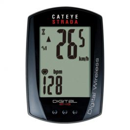 Jual Cateye Cyclo Computer Sepeda Strada Digital Wireless