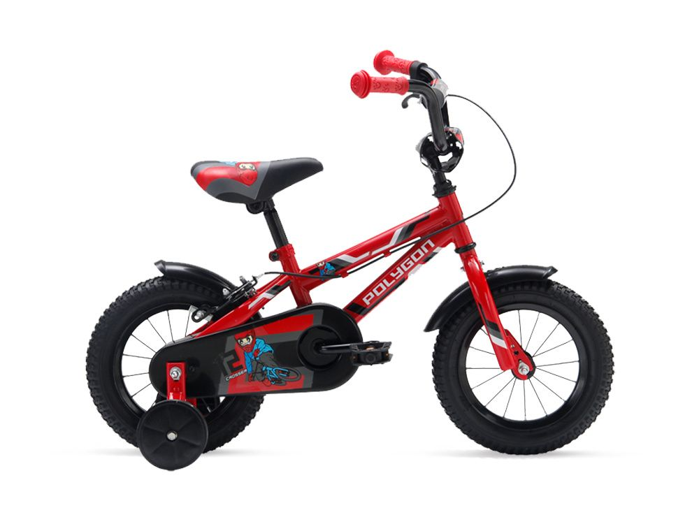 Polygon Sepeda Anak Crosser 12