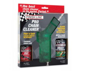Finish Line Pelumas Sepeda Pro Chain Cleaner Kit