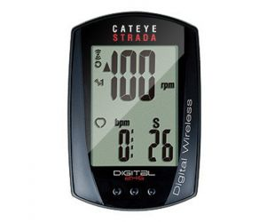 Cateye Cyclo Computer Sepeda Strada Digital Wireless CC-RD410DW