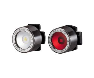 Cat Eye Lampu Set Sepeda Nima LD130
