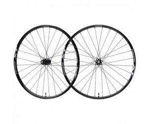 Shimano Wheelset Sepeda MTB Deore XT M8000 - Thru Axle & QR