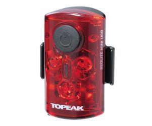 Topeak Redlite Mini USB Rear Light