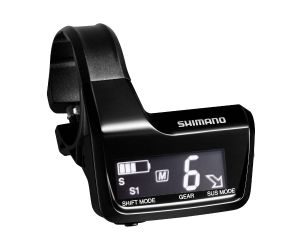 Shimano Deore XT Di2 SC-MT800 System Information Display - Individual Packaging