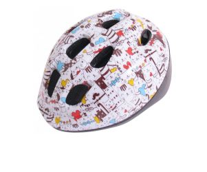 Polisport Junior Cats Bike Helmet
