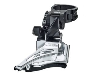 Shimano Front Derailleur Sepeda Deore M6025 2x10 Speed