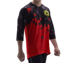 Polygon Jersey Sepeda Agenor 3/4 Sleeve