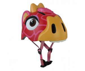 Crazy Giraffe Bike Helmet
