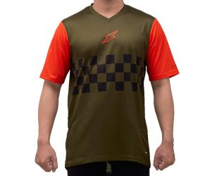 XZone Jersey Sepeda AM Exito Short Sleeve