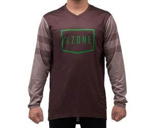 XZone Jersey Sepeda AM Ragnar Long Sleeve