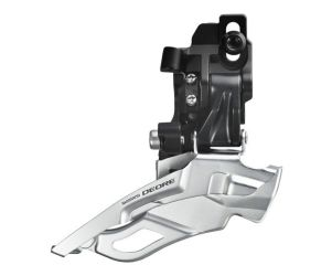 Shimano Deore M611 3x10 Speed Front Derailleur