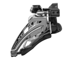 Shimano Front Derailleur Sepeda Deore XT M8020 2x11 Speed