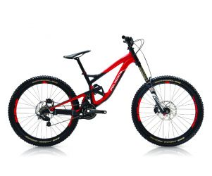 Polygon Collosus DH8 Dual Suspension Downhill Bike