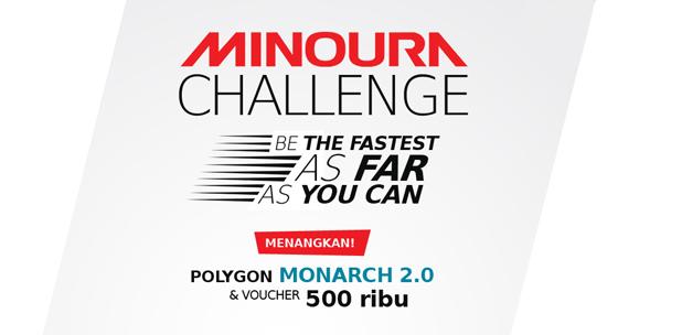 Minoura Challenge Rodalink Bike Fair
