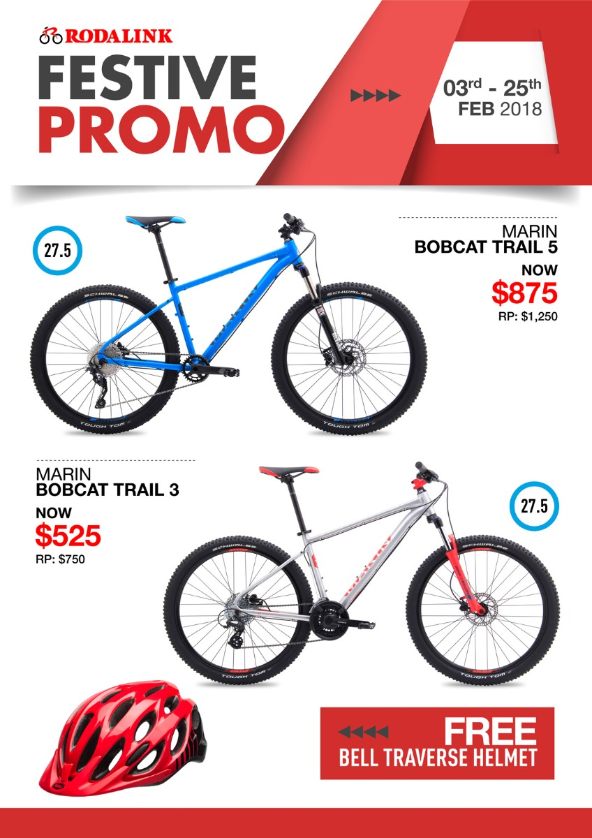 Marin Bikes Promo