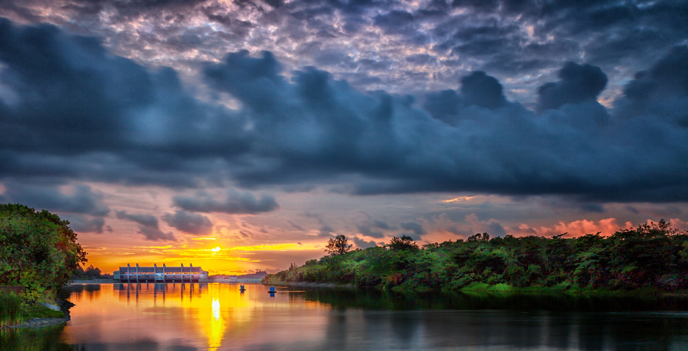 Punggol Waterway Sunrise
