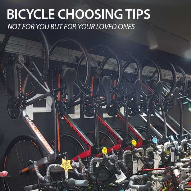 Choosing Bicycle For Your Loved Ones
