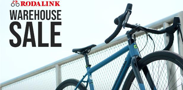 Rodalink Warehouse Sale 2019