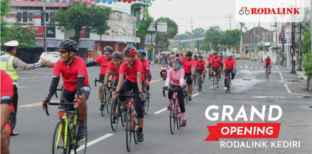 Grand Opening Rodalink Kediri