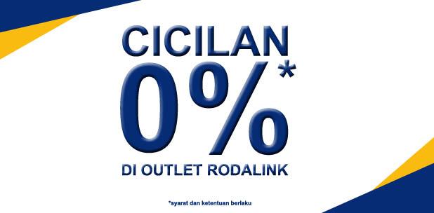 Cicilan 0% Rodalink Indonesia