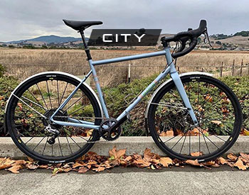 Marin City Bike