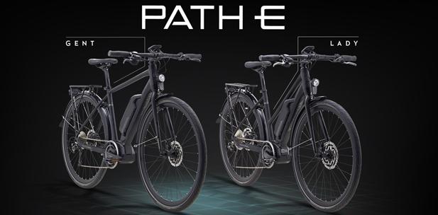 PATH -E - Pedelec Pertama Polygon; Bersepeda lebih jauh, Lebih Cepat dengan Lebih Mudah