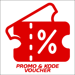 Promo / Kode Voucher