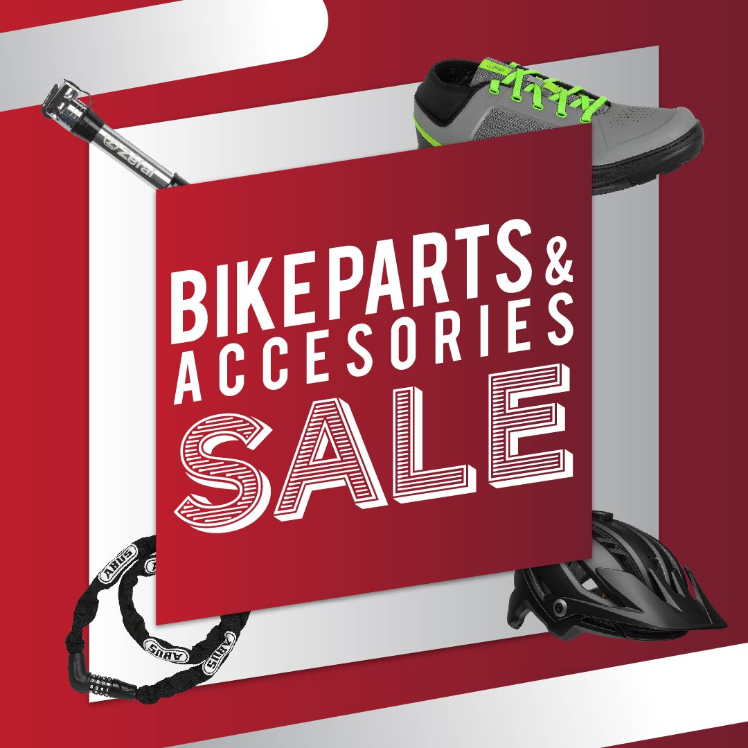 Parts, Aksesoris, & Apparel Sale Diskon