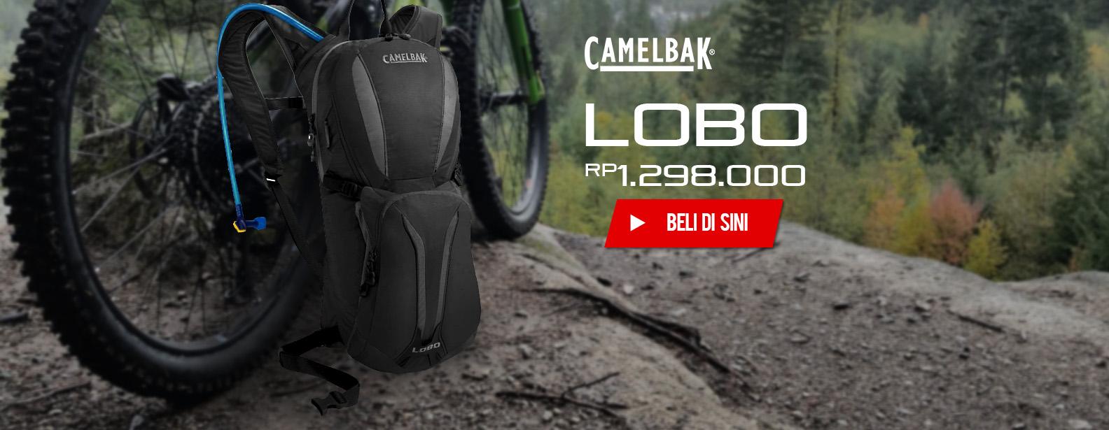 Camelbak Hydration Pack Sepeda Lobo