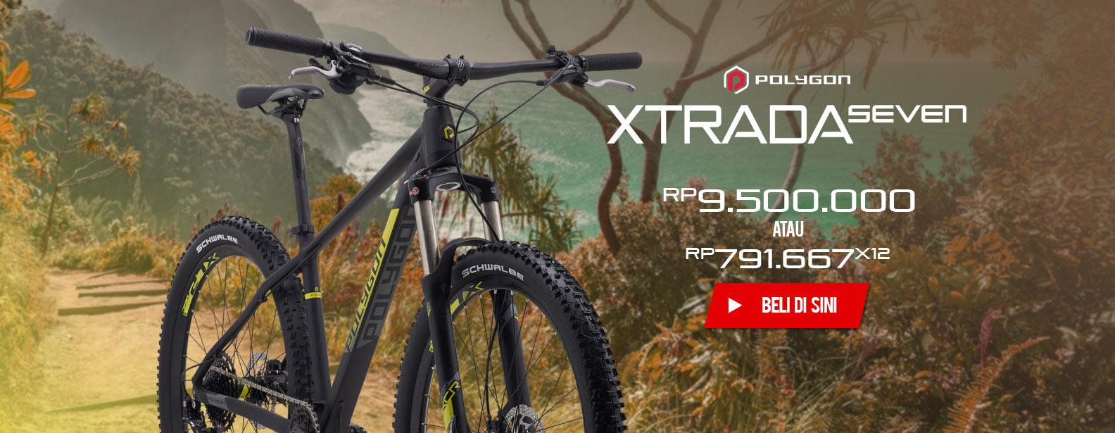 Polygon Sepeda Xtrada 7