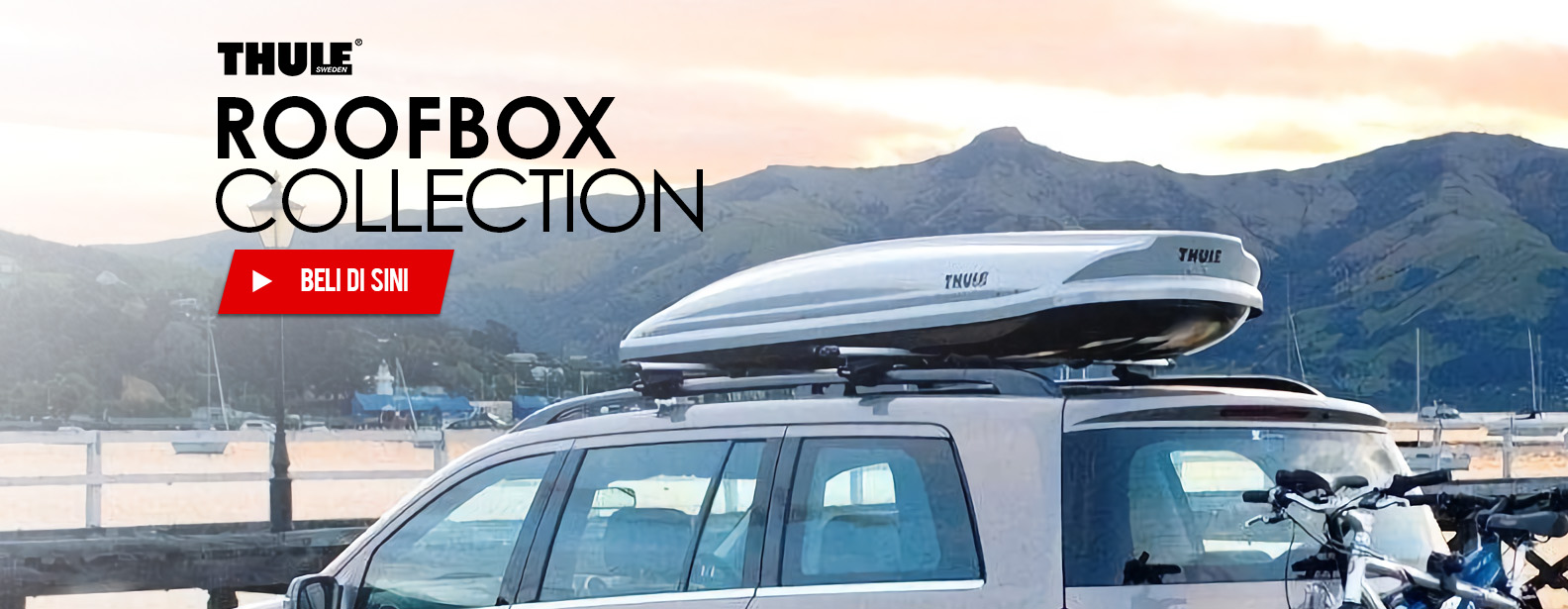 Thule Roof Box Collection