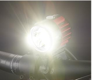 Lampu Sepeda