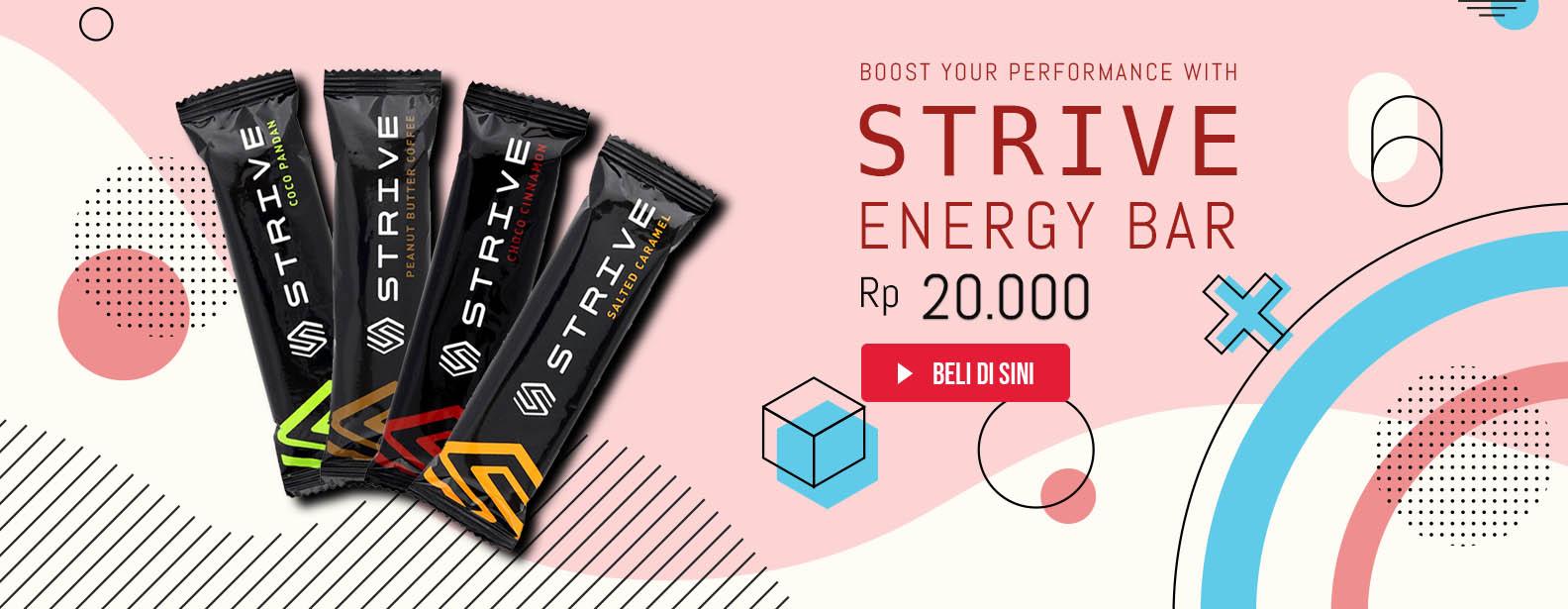 Strive Energy Bar