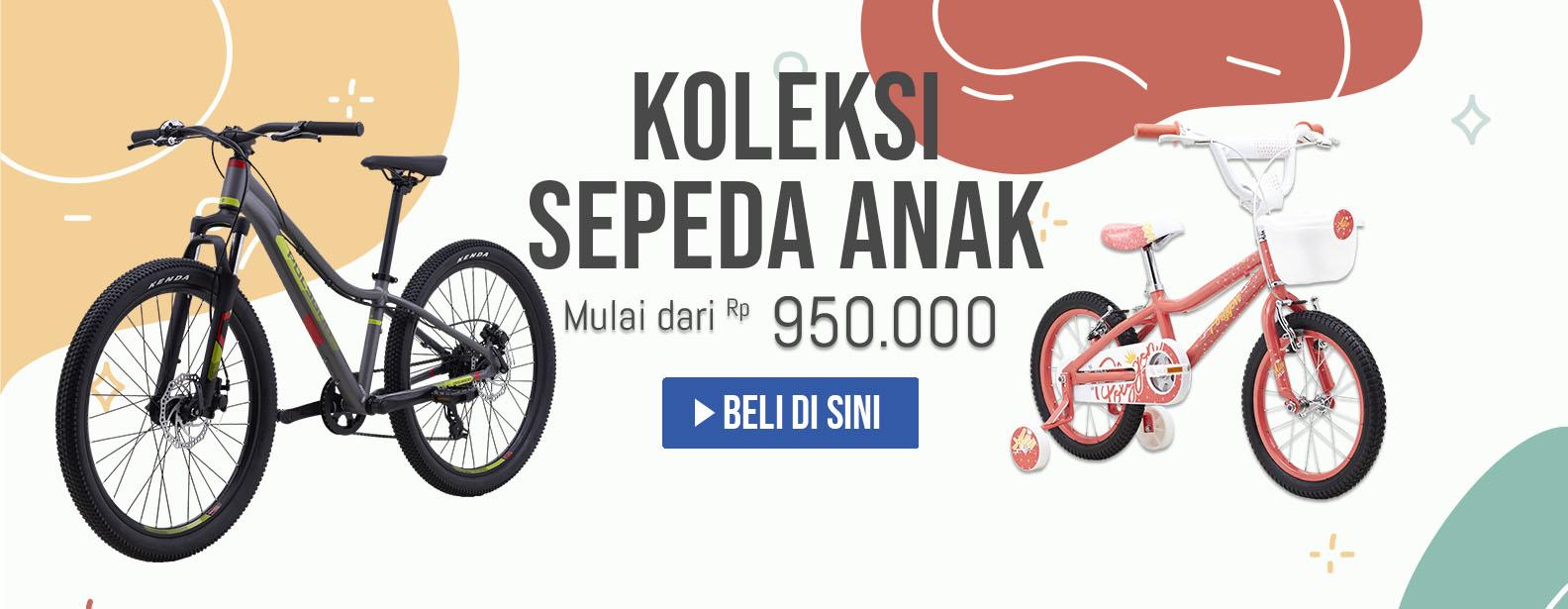 Beli Koleksi Sepeda Anak