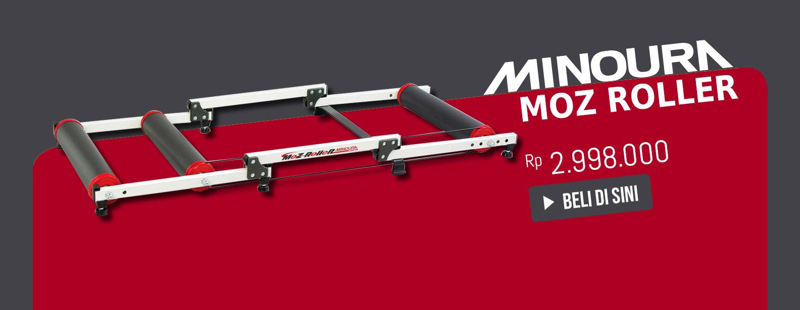 Minoura Trainer MOZ Roller