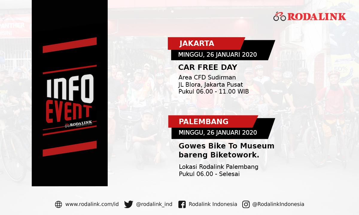 Info Event Rodalink Indonesia