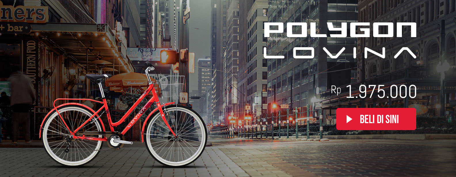 Polygon Sepeda Lovina