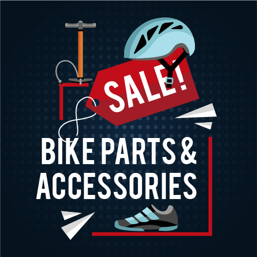 Parts, Aksesoris, & Apparel Sale Diskon