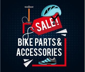 Bike Parts & Accessories Sale