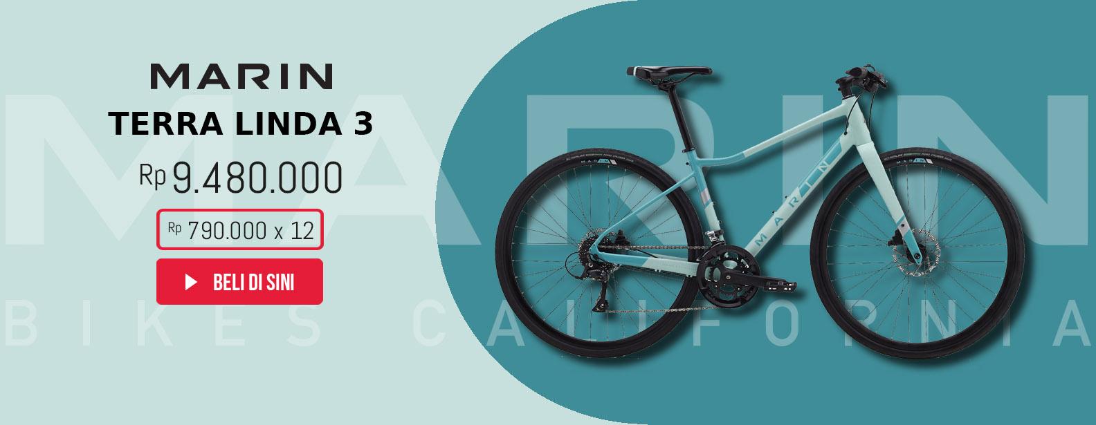 Marin Sepeda Terra Linda 3