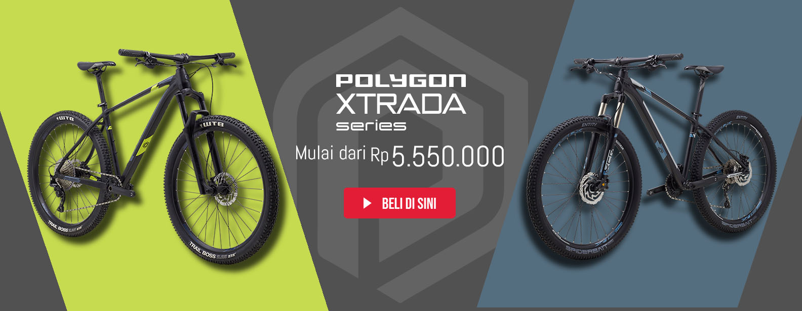 Polygon Sepeda MTB Xtrada Series