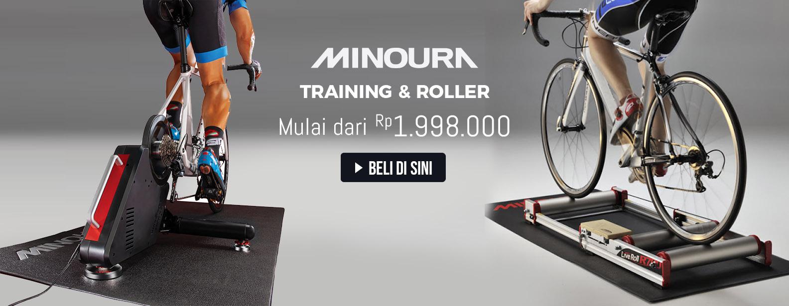 Minoura Koleksi Training