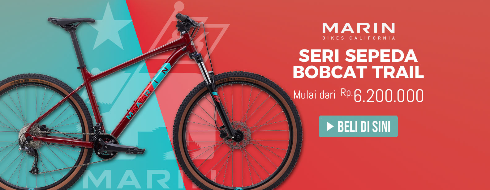 Koleksi Sepeda Marin Seri Bobcat