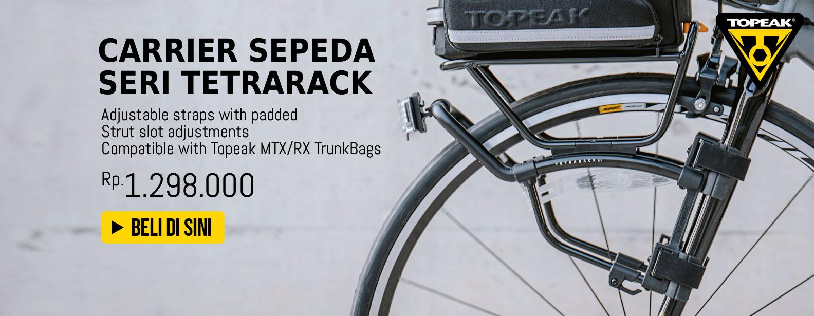 Topeak Tetrarack Series