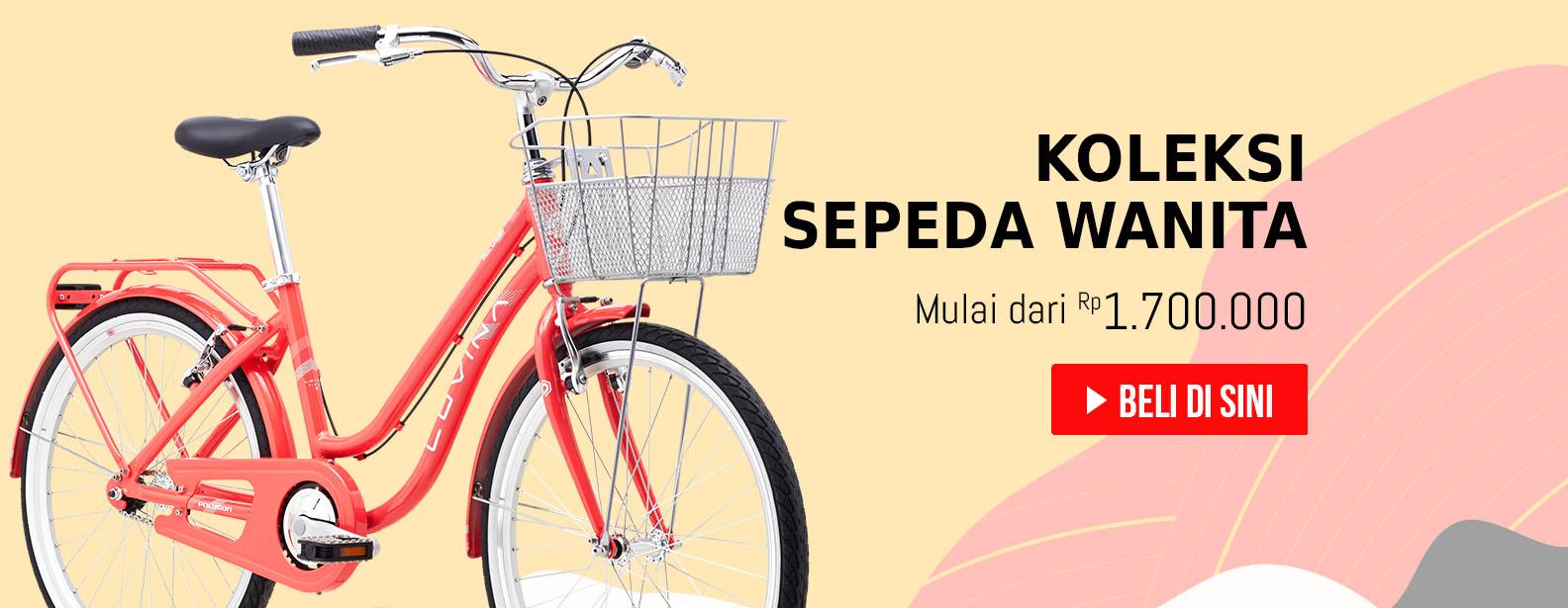 Koleksi Sepeda Wanita