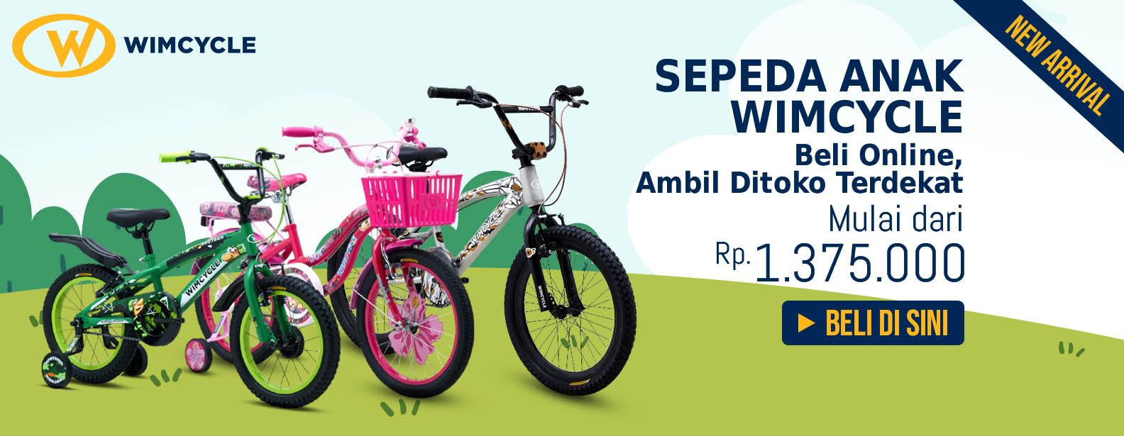 Koleksi Sepeda Wimcycle