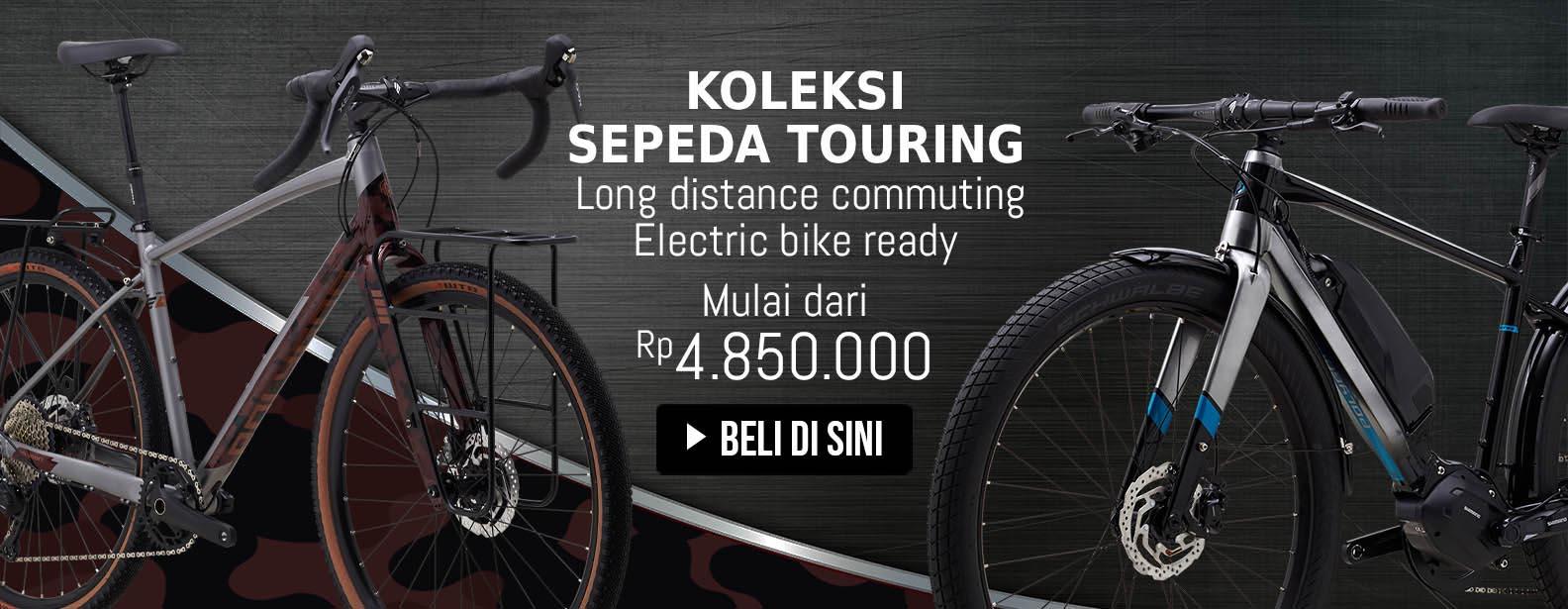 Koleksi Sepeda Touring