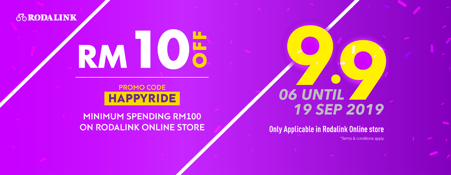 Rodalink Malaysia |Bicycle Online Store in Malaysia