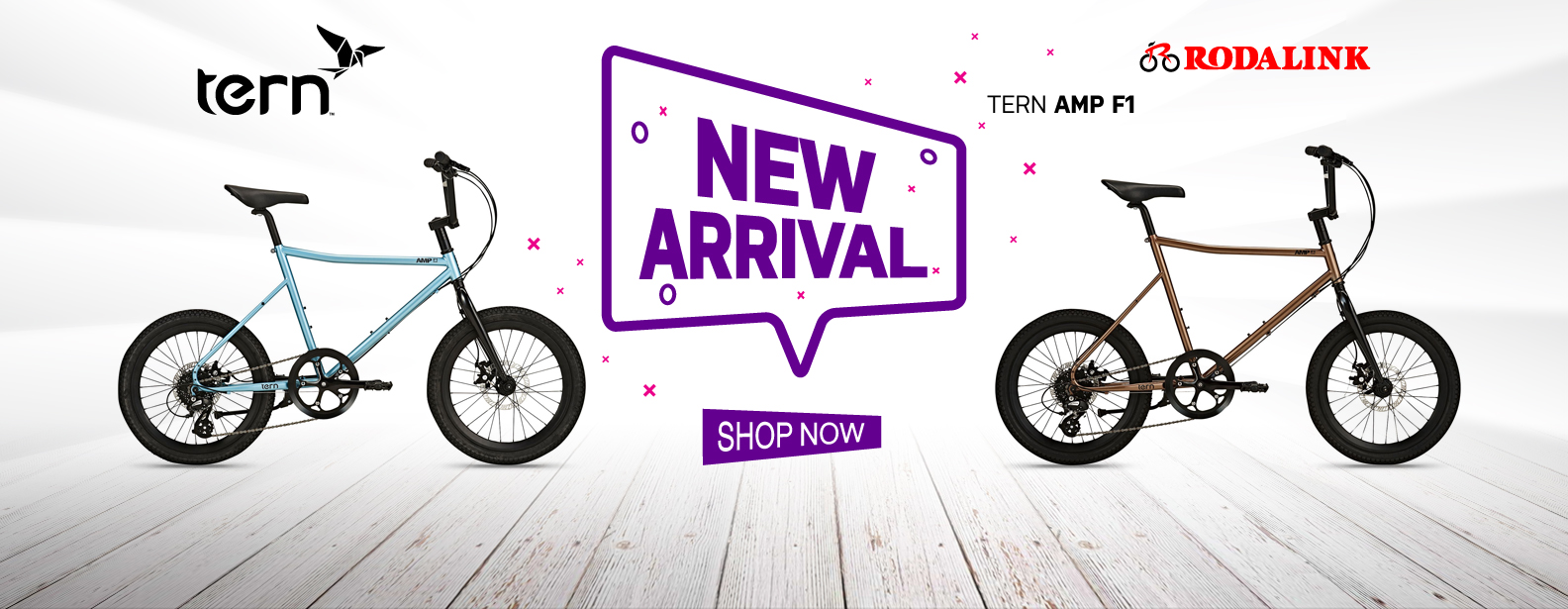 Tern New Arrival AMP F1